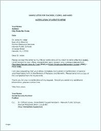 Retirement Resignation Letter New Resignation Letter Samples
