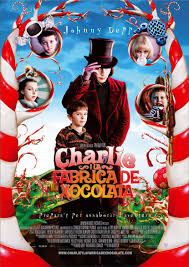 Resultado de imagen de charlie fabrica de chocolate