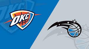 Orlando Magic At Oklahoma City Thunder 2 5 19 Starting