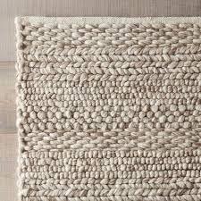 diy chunky braided wool rug designs