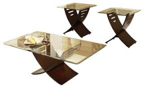 Captivating Steve Silver Cafe 3 Piece Occasional Table Set   Traditional   Coffee Table  Sets   By Beyond Stores Awesome Ideas