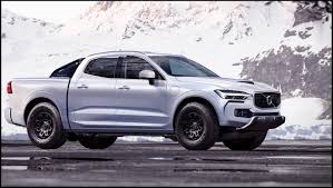 Volvo XC90 Pickup Truck Concept Specs & Info - Automotive News 2019
