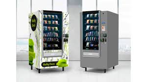 Vending Machine New Best Vendors Exchange Adds New CURVE™ Doors To Their LineUp Of Value
