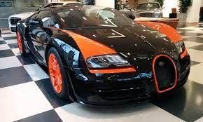 Its first regular production car, the bugatti veyron was available september of 2005. Ultra Rare Used Bugatti Veyron On Sale For A Mighty 1 8m This Is Money