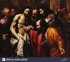 Doubting Thomas High Resolution Stock Photography and Images - Alamy