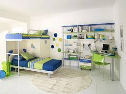 blue and green bedroom. Brilliant And Bright Blue And Green Bedroom With Blue And D