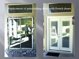cost to install french doors exterior
