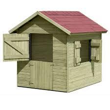Spielhaus Marie Gartenhaus 150 X 120 Cm Aus Holz Für Kinder