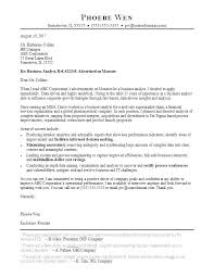 Sample Business Cover Letter Format Sample Business Proposal Letters ...