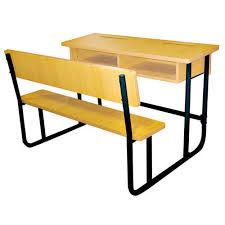 Economizer Park Bench  Plastic Park Benches With Arm Rest Outdoor School Benches
