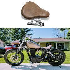 retro motorcycle spring solo seat kit