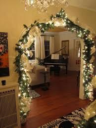 Indoor Archway Decorations Wedding Decor