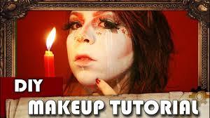 diy tutorial makeup derretida especial c steunk