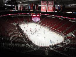 Pnc Arena Section 335 Row E Seat 12 Carolina Hurricanes