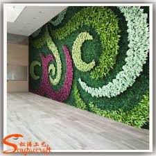 Home Decoration Artificial Plants Grass Walljpg 300300 Photo