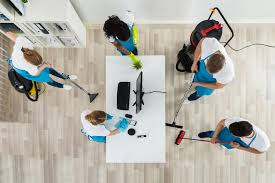 Commercial Industrial Office Cleaning Services Md Dc Va
