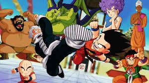 Tenkaichi Dragon Ball HD Wallpaper ...