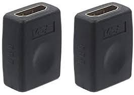 VCE HDMI Coupler HDMI 4K Female to Female ... - Amazon.com