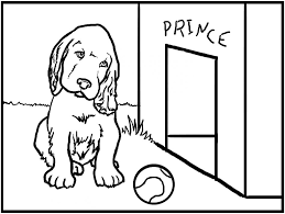 Small Picture Coloring Pages Free Printable Dog Coloring Pages For Kids
