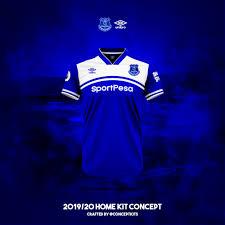 Página oficial do meio de campo everton, jogador do clube de regatas do flamengo! Everton S 2019 20 Concept Kits Have Arrived See What You Think