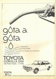Vintage Ads: Toyota Corolla 1200, 1974