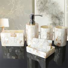 crystal bathroom accessories. bathroom ensembles sets black set white bath accessories mirrored unique crystal