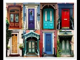 front door curb appealPaint Your Front Door  Colorful Ideas To Increase Your Curb
