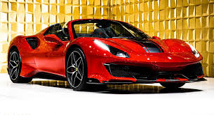 The first estimations are that ferrari will slap a $350,000 tag on its new product. At 545 200 This 50 Mile Ferrari 488 Pista Spider Costs Nearly Twice As Much As When New Carscoops