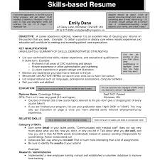 Sample Skill Based Resume Stirring Free Skillsamples Template Word ...
