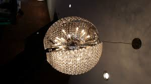 schonbek circle chandelier chandelier cleaning