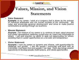 value statement examples for resumes 7 best mirna images on pinterest vision statement strategic