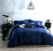 dark blue bedding sets navy set bed sheets linen quilt