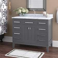 Charlton Home Arminta 42 Single Bathroom Vanity Set Reviews Wayfair
