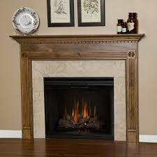 wood fireplace mantel glacier available