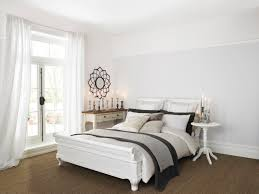Pale Bedroom Sophisticated Pale Grey Bedroom Painted With Crown Matt Emulsion