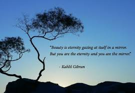 Kahlil Gibran Quotes On Beauty Best of Kahlilgibranbeautyeternitypoem Poetry Pinterest Poem
