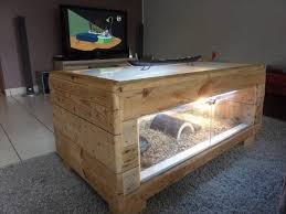 terrarium furniture. upcycled pallet table bassee terrarium furniture