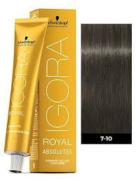 Schwarzkopf Demi Permanent Hair Color Chart Schwarzkopf Igora Royal Absolutes Anti Age Permanent Hair Color