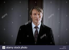 Mads Mikkelsen als Dr. Hannibal Lecter in der Fernsehserie