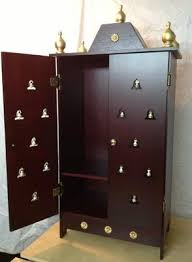 Small Picture Small Pooja Cabinet Designs Small House Pooja Room Design Ideas