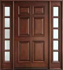 wooden door with windows beautiful wooden door with windows wooden doors and windows designs shock exterior