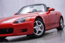 Pre-Owned 2000 Honda S2000 Convertible in Warrenville #UM2547 ...