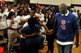 Cats Care Initiative Brings Star Power To Northridge Middle