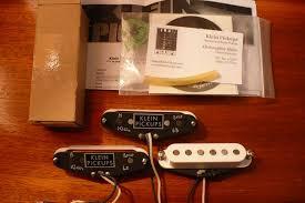 son 63 respecté !!!! - Avis Klein Pickups 63' Stratocaster set -  Audiofanzine