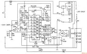 ac automatic voltage regulator circuit diagram ireleast info ac voltage regulator circuit diagram the wiring diagram wiring circuit
