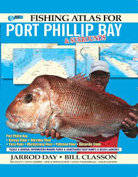 Fishing Atlas For Port Phillip Bay Surrounds