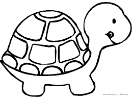 Printable Coloring Pages For Kids Animals 24541