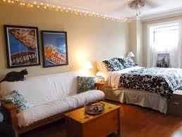 decorating a studio apartment. Apartments Modern Small Studio Apartment Decorating Ideas Cream Wall With Decor A I