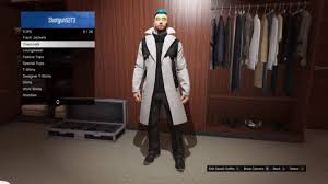 Gta 5 Designer Outfits Gta 5 How To Wear A Jacket With A Utility Vest 1 34 Youtube