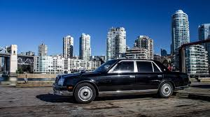 Behind the Wheel of the Only V-12 Toyota Century in North America ...